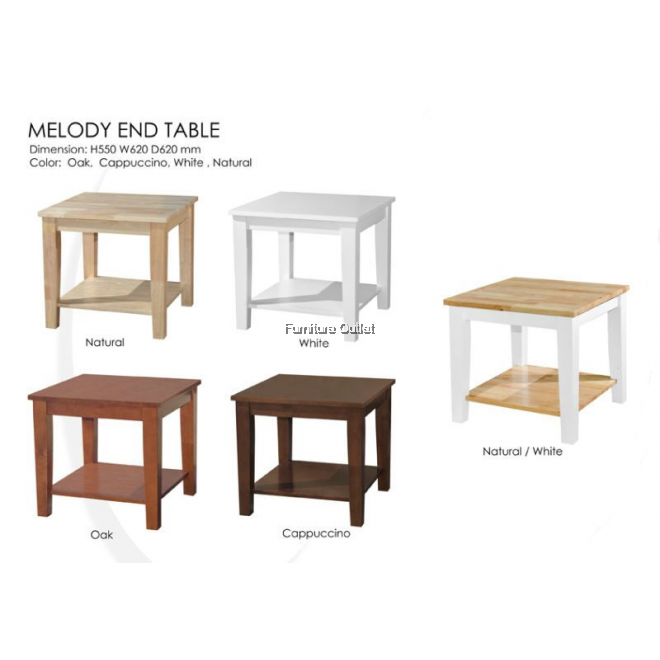 MELODY END TABLE