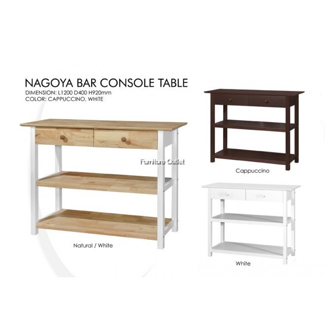 NAGOYA BAR CONSOLE TABLE