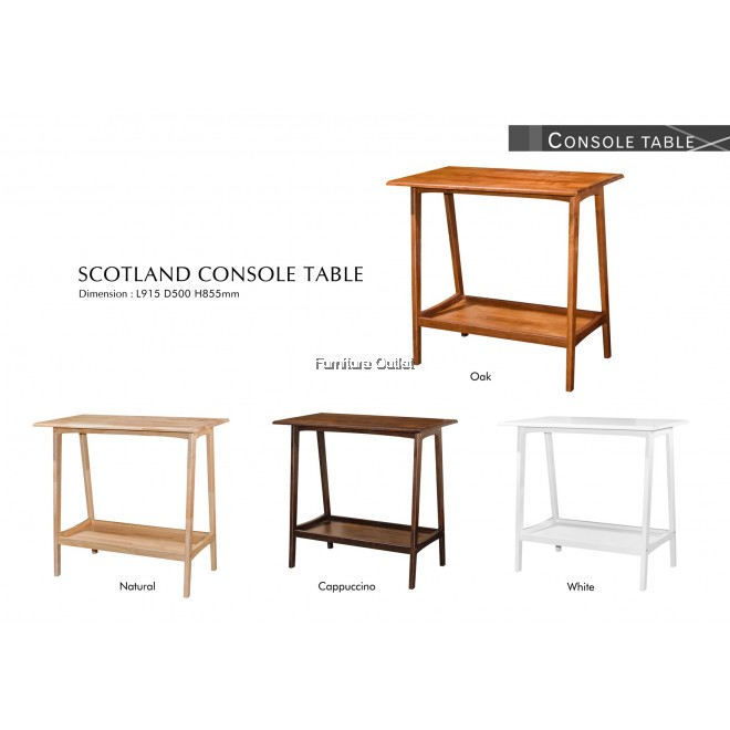 SCOTLAND CONSOLE TABLE