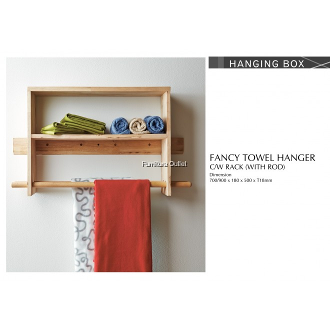 FANCY TOWEL HANGER