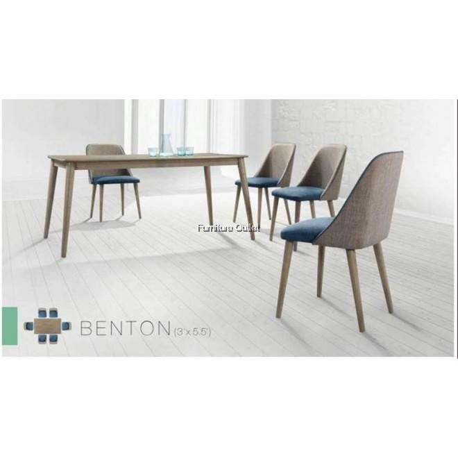 Benton Dining Set 1+6