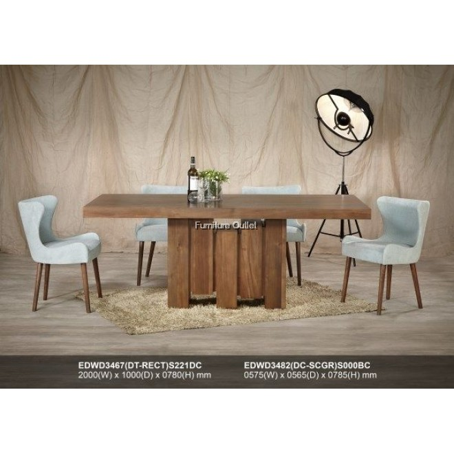 MONGOLIA DINING TABLE