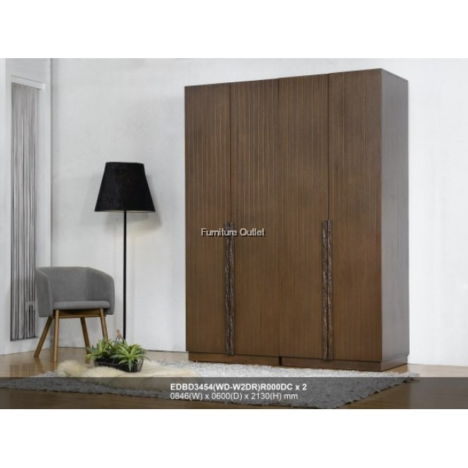 (ED3454) NIGER WARDROBE - 2 SPACE