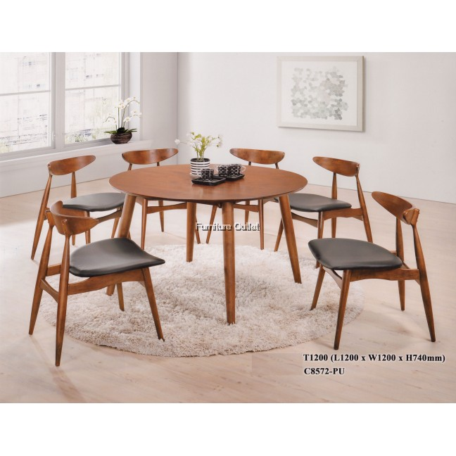 Sharon dining set 1+6