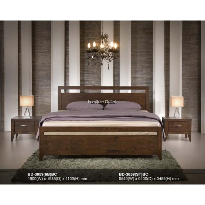 (ED3059) LIBERIA BED