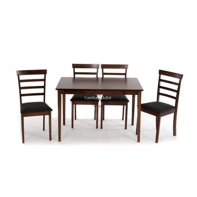 PORTUGAL DINING SET 1+4