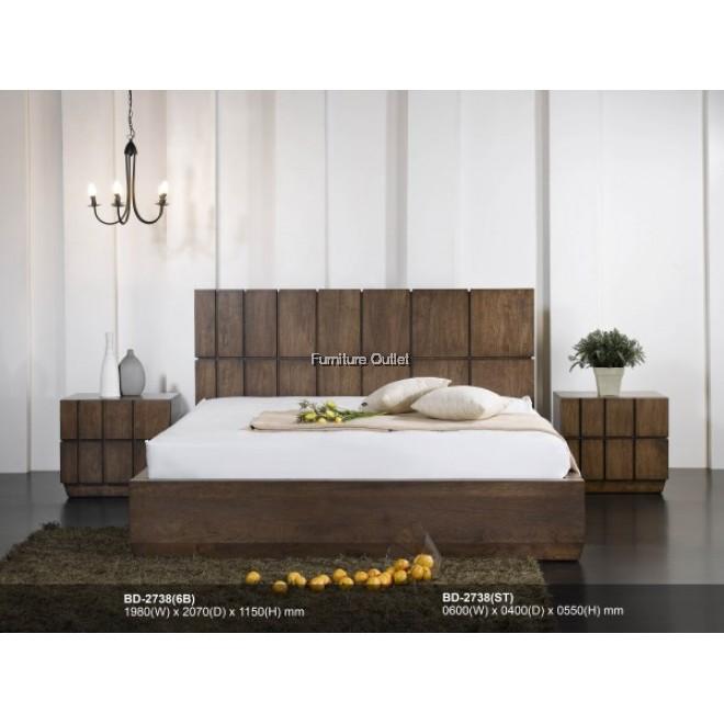 (ED2738) ERIN BEDSIDE TABLE