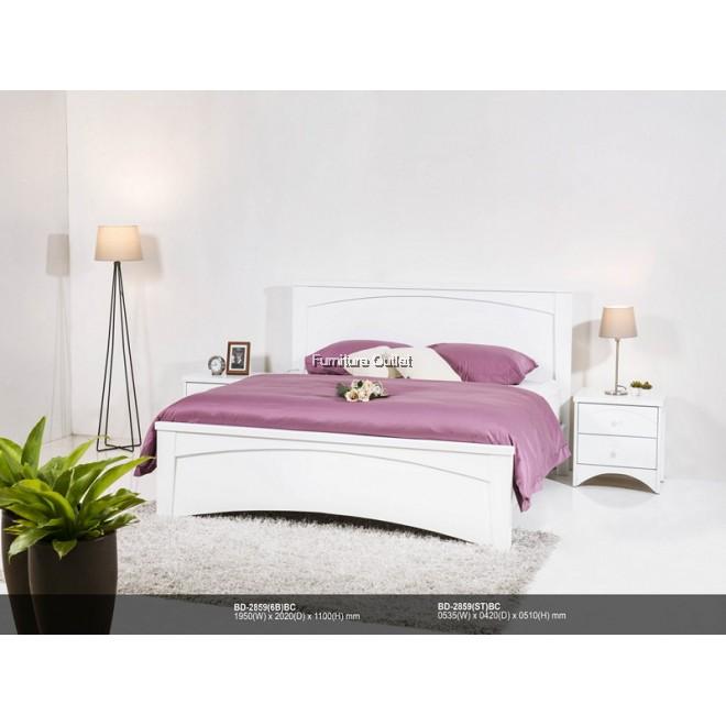 (ED2859) MONACO 2859 BED - 6' / 5' / 3.5'