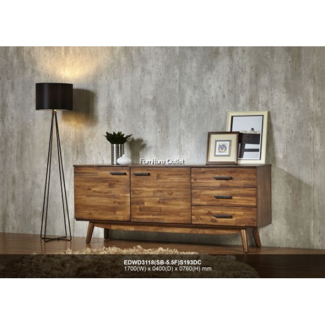 (EDWD3118) AMAZON SERIES 3118 SIDE BOARD 5.5'