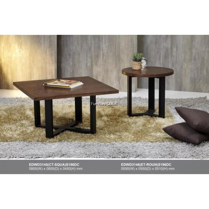 SHAWN COFFEE TABLE - EDWD 3144 / 3145 / 3146