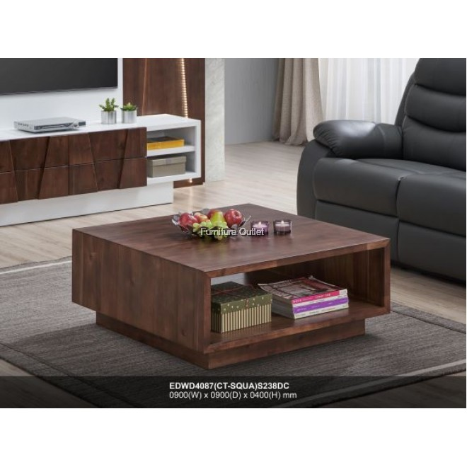 EDWD4087 SQUARE COFFEE TABLE