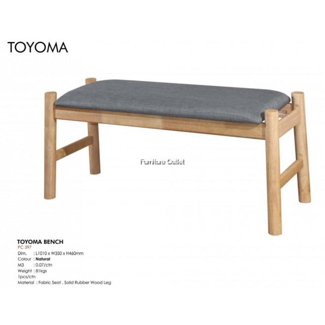 TOYAMA BENCH