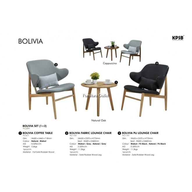 BOLIVIA SET (1+2)