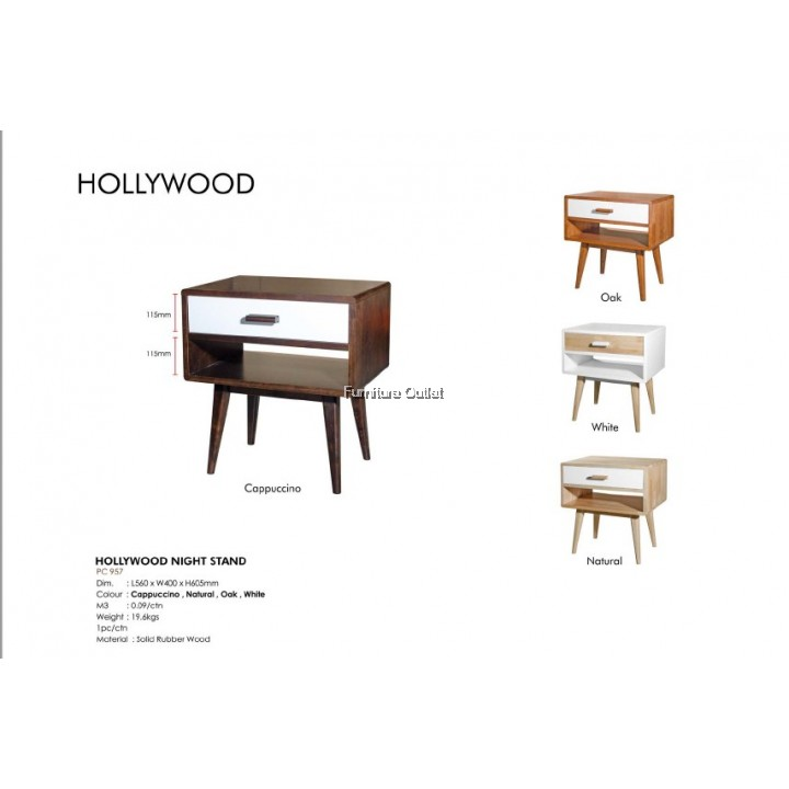 HOLLYWOOD NIGHT STAND