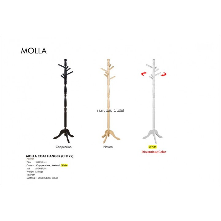 MOLLA COAT HANGER (CH179)