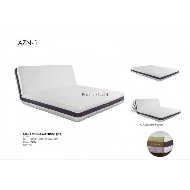 AZN-1 SINGLE MATTRESS (3FT)