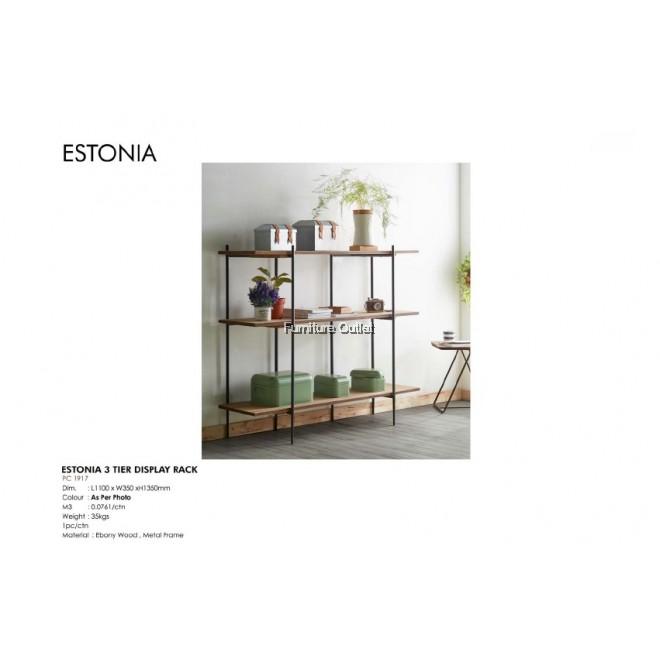 ESTONIA 3 TIER DISPLAY RACK