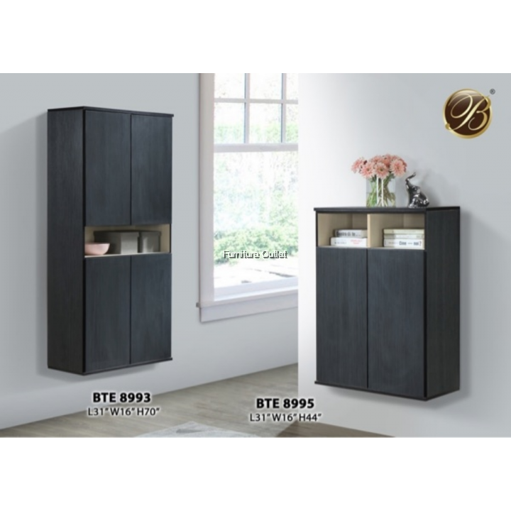 BTE 8993 SHOES CABINET