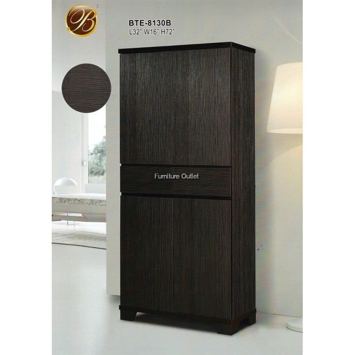 BTE 8130B / 8130G SHOES CABINET