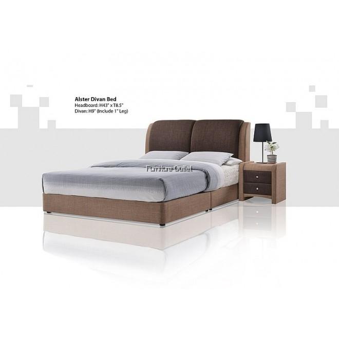 Alster Divan Bed