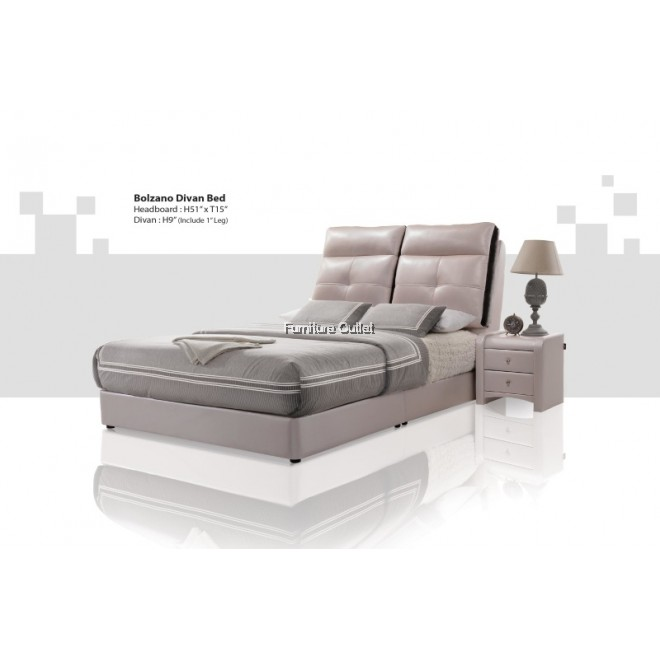 Bolzano Divan Bed