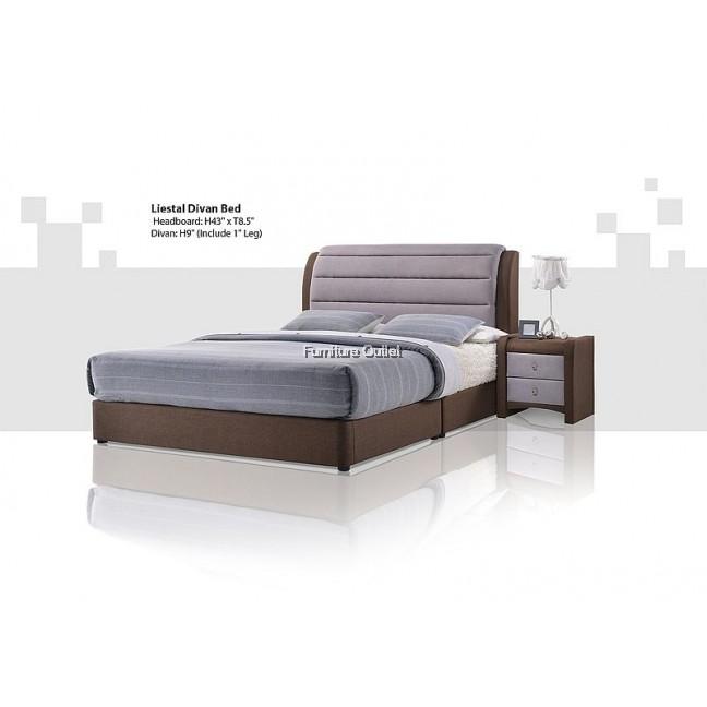 Liestal Divan Bed