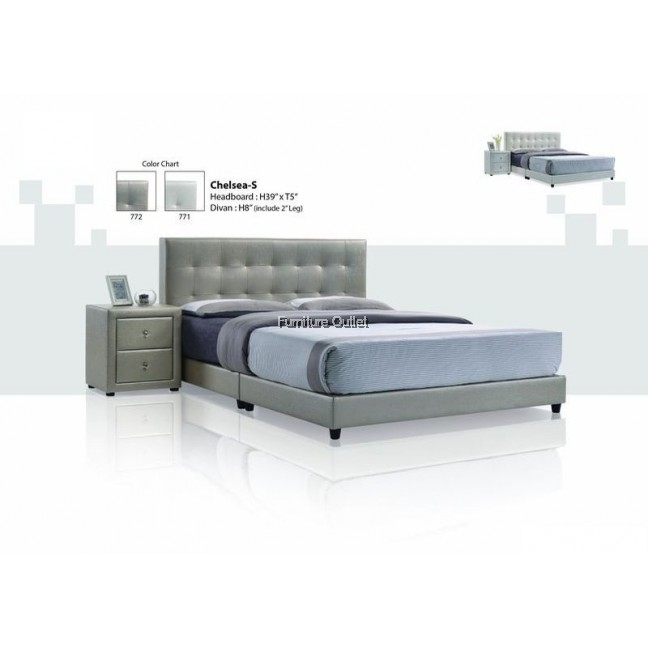 Chelsea-S Bed