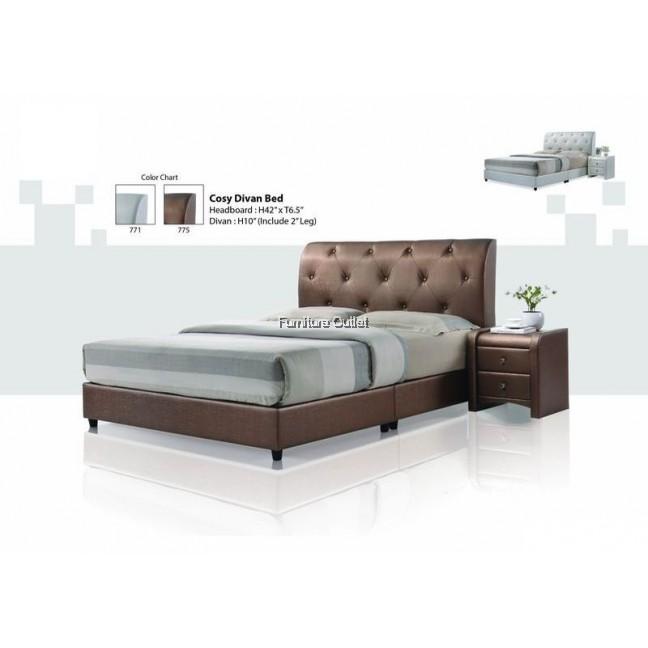 Cosy Divan Bed