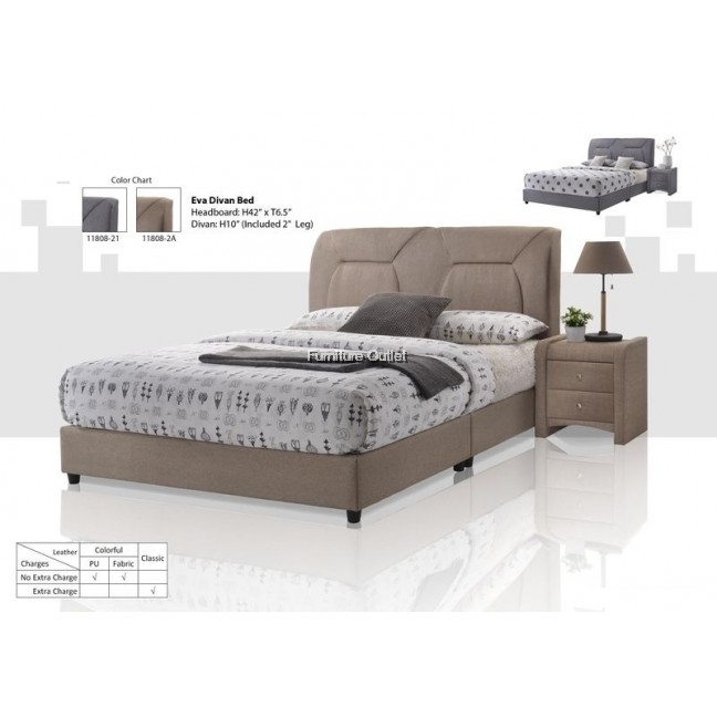 Eva Divan Bed