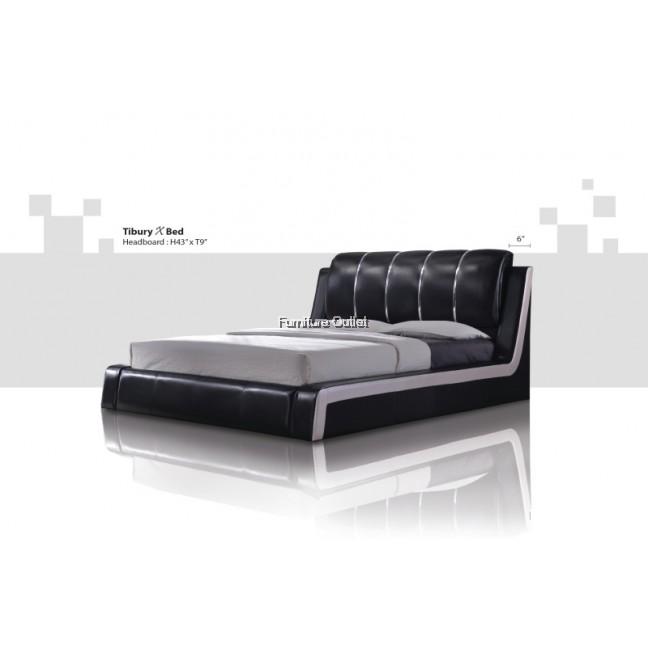 Tibury X Bed