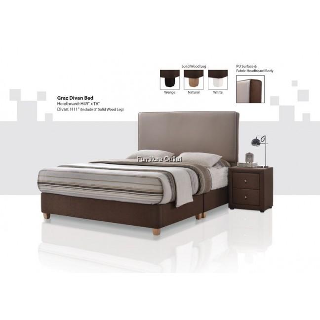 Graz Divan Bed