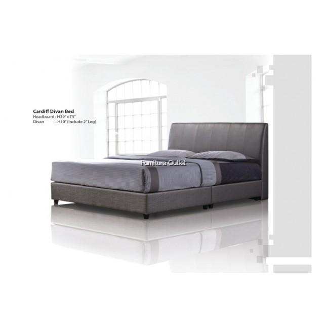 Cardiff Divan Bed