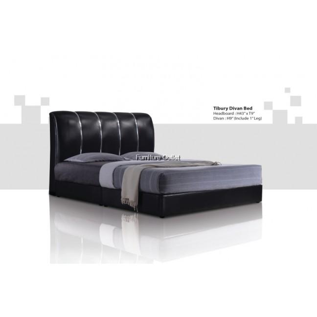Tibury Divan Bed