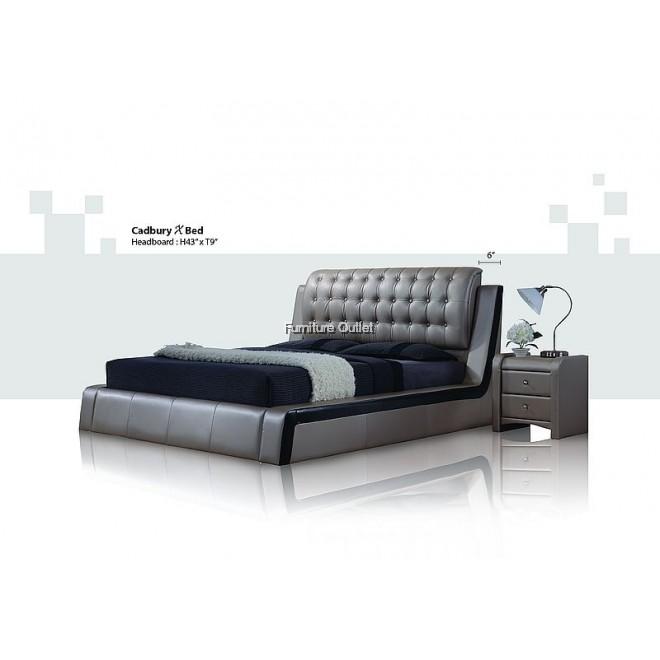 Cadbury X Divan Bed