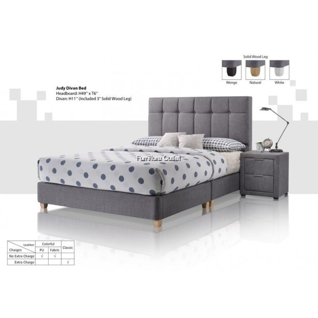 Judy Divan Bed