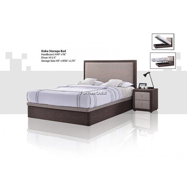 Kobe Storage Bed