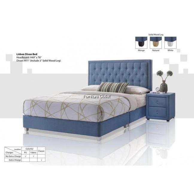 Lisbon Divan Bed