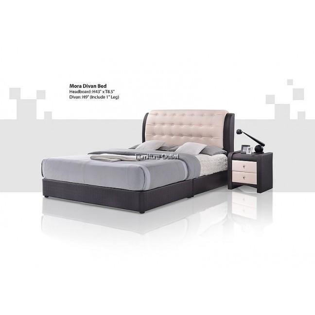 Mora Divan Bed