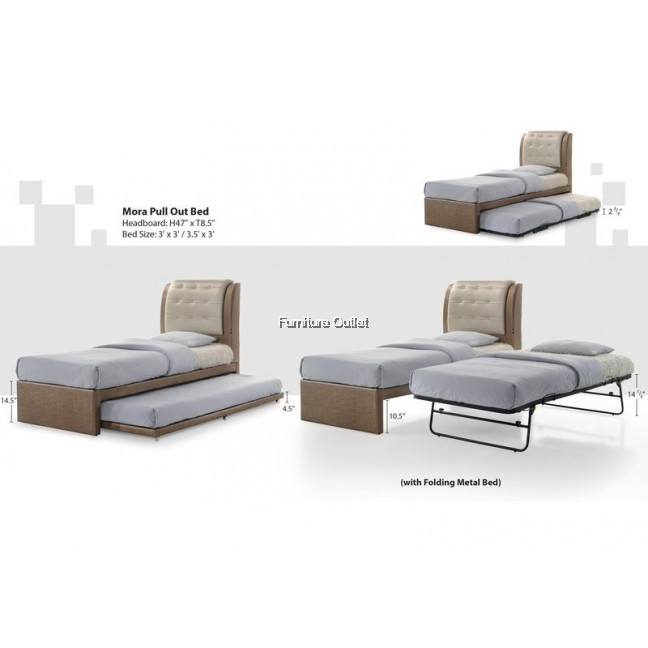 Mora Pull Out Bed