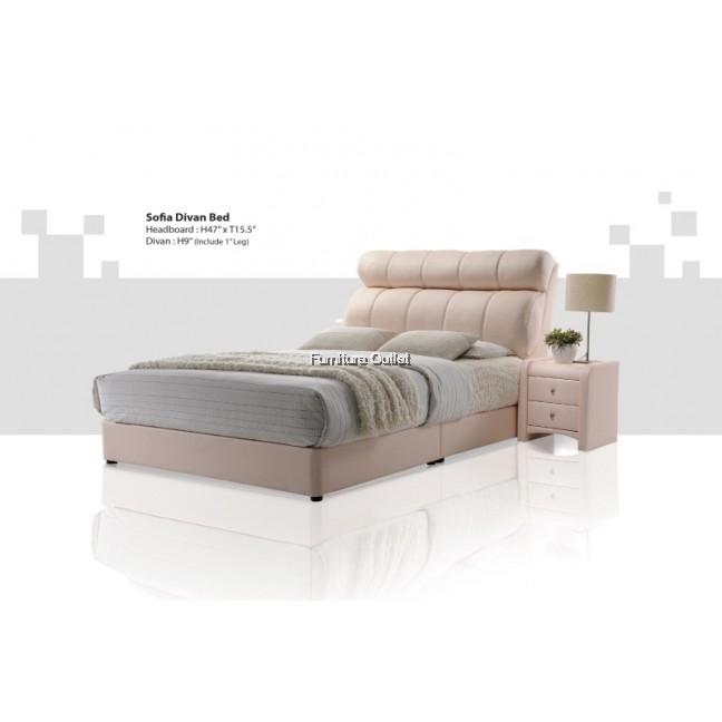 Sofia Divan Bed