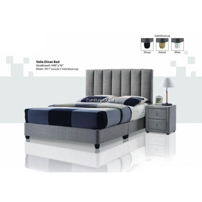 Velia Divan Bed