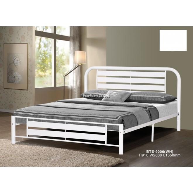 BTE 9006 White BED