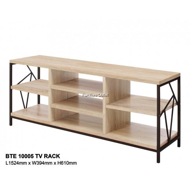 BTE 10005 Tv Rack