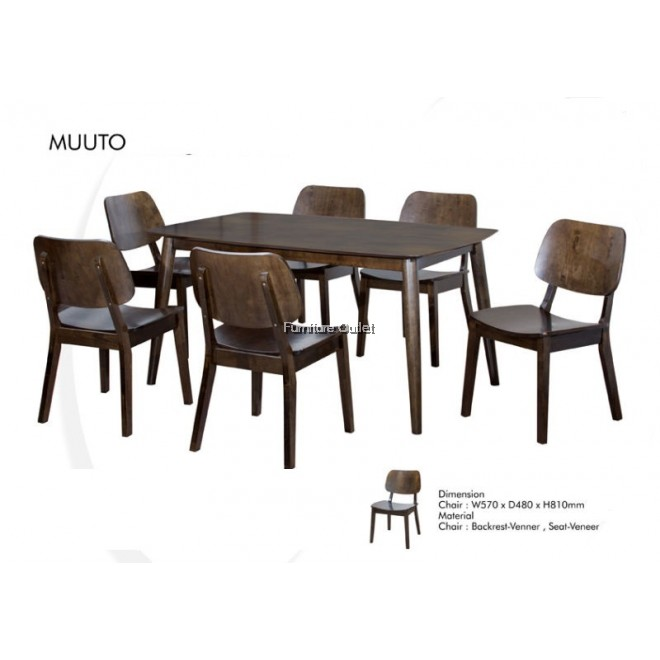 MUUTO DINING CHAIR