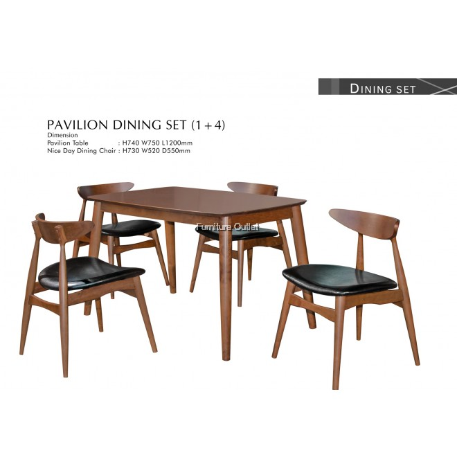 PAVILION 33 DINING TABLE