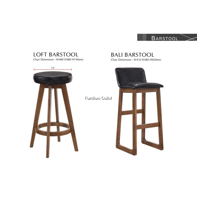 BALI BAR CHAIR