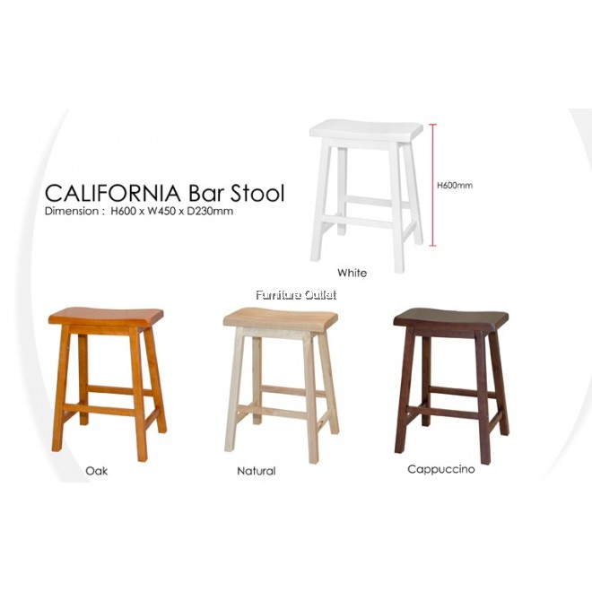 CALIFORNIA BARSTOOL (H24