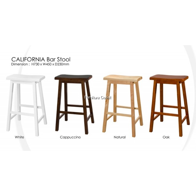 CALIFORNIA BARSTOOL (H29
