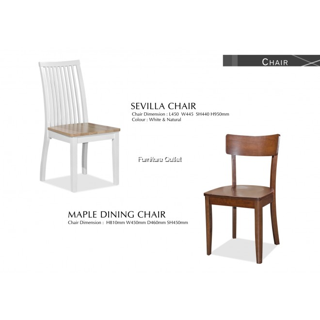 MAPLE CHAIR